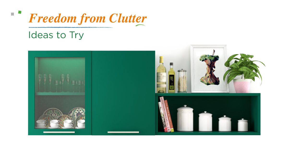 9 Ways to Free Your Home from Clutter