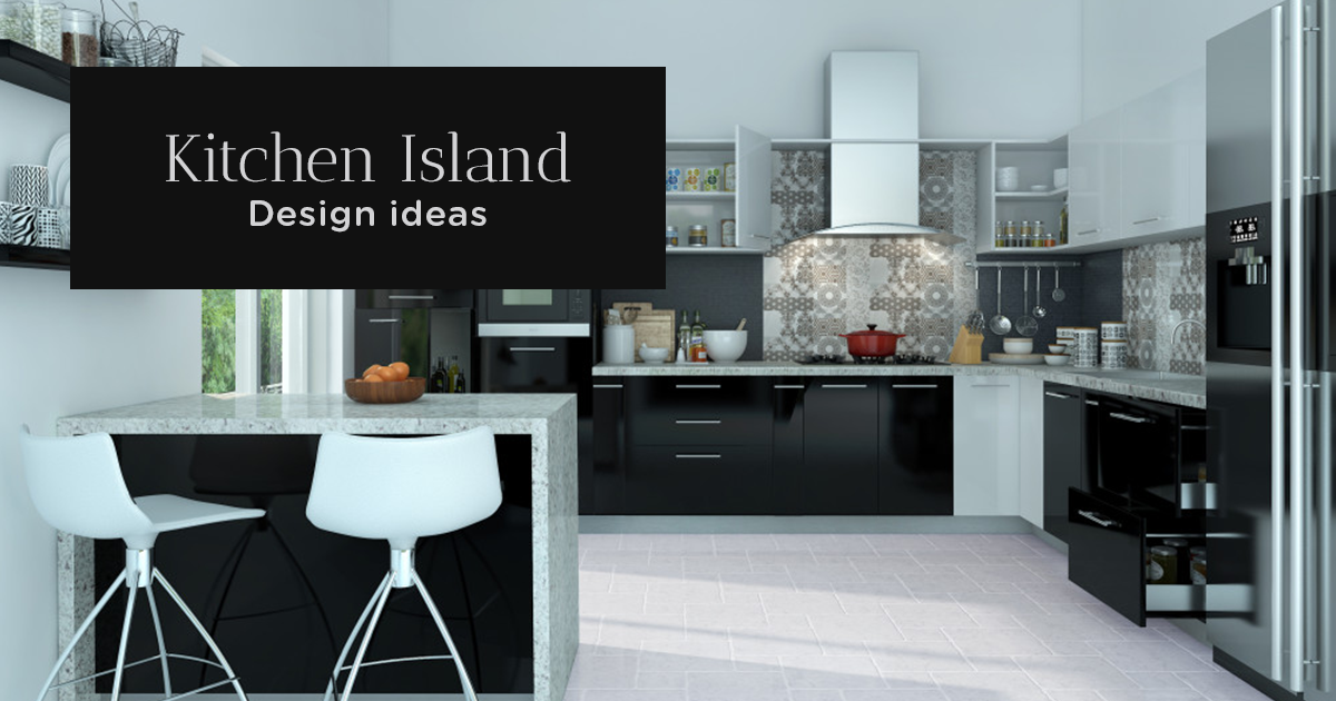 6 Kitchen Island Designs That Will Steal Your Heart