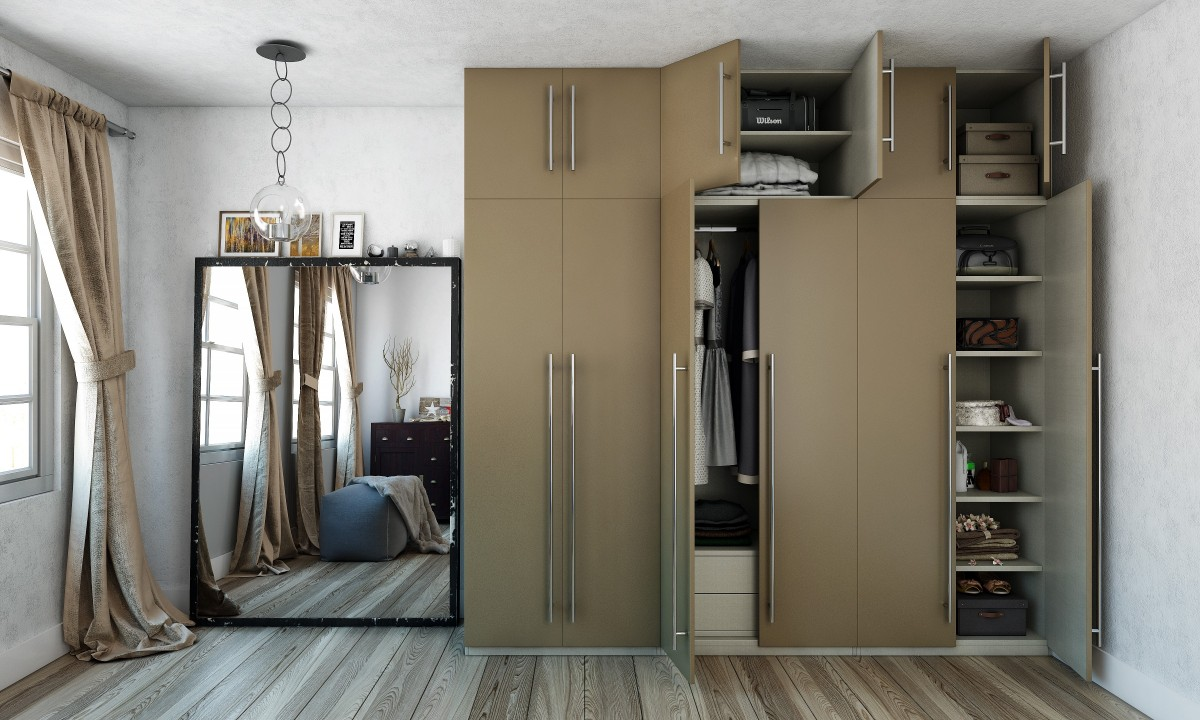 Hinged Doors Or Sliding Doors What S Right For Your Wardrobe