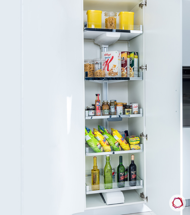 How To Store Kitchen Appliances