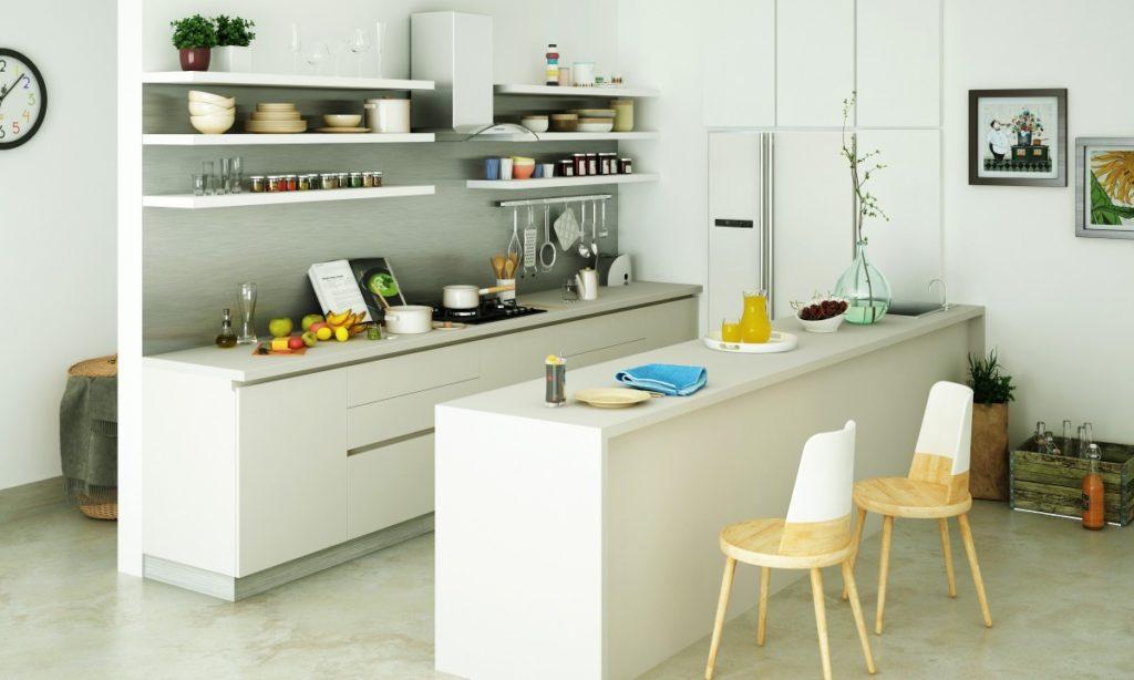 5 Small Kitchen Design Secrets By Interior Designers