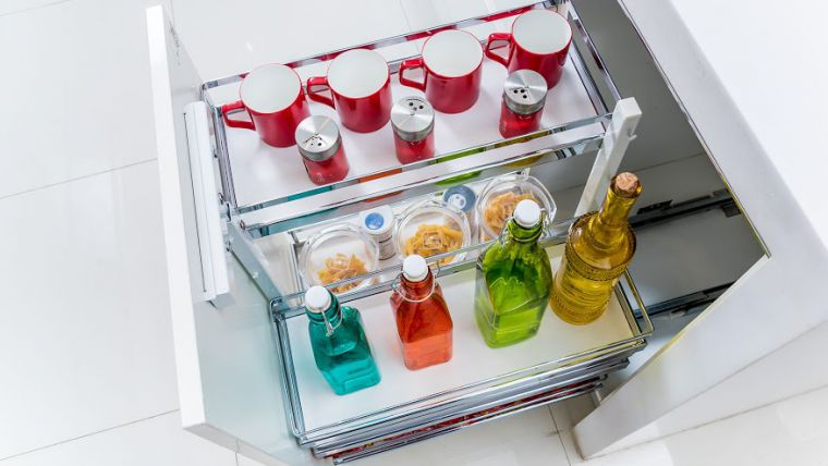 5 Modular Kitchen Accessories To Make Your Life Easy
