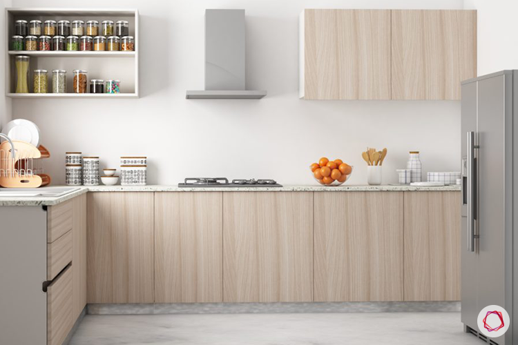 guide to the best colors for small kitchens