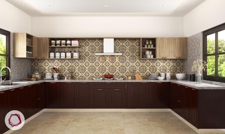 Kitchen Cabinet Standardized