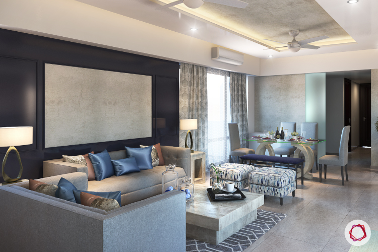 8 Tips On How To Separate Living And Dining Areas