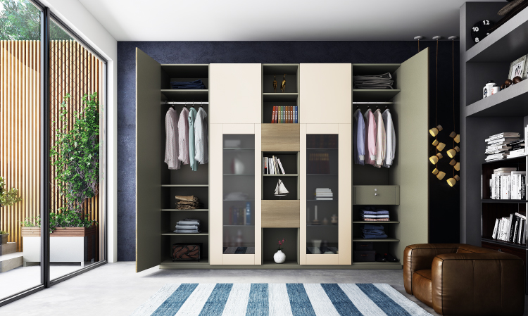 5 Contemporary Built In Wardrobe Designs For Any Home
