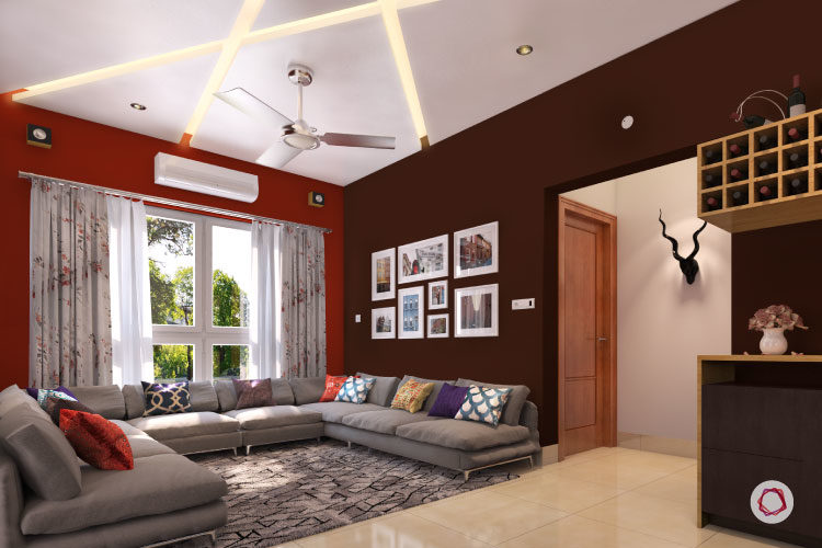 6 False Ceiling Ideas For The Fifth Wall
