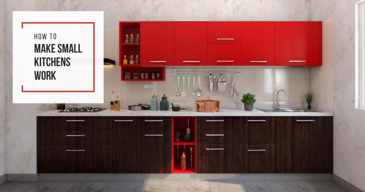 Design Choices To Transform Compact Kitchens