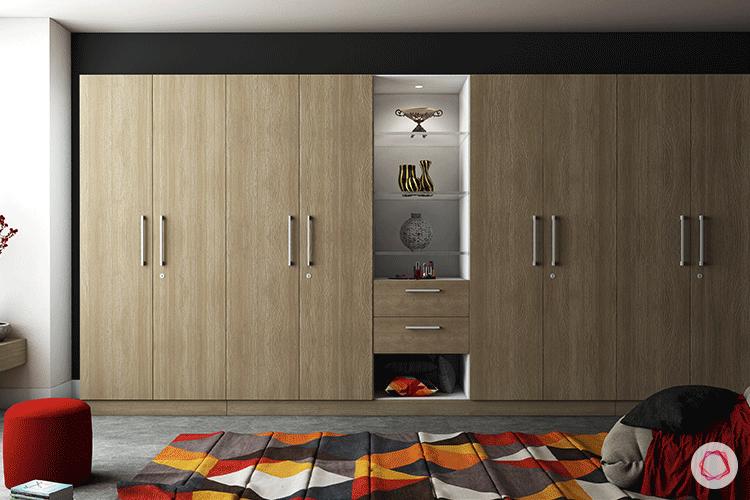Small Home Design Ideas Photos: 7 Wooden Wardrobe Designs For Your Home