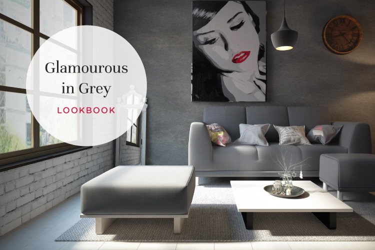 Go For Grey Living Room Designs You Will Love