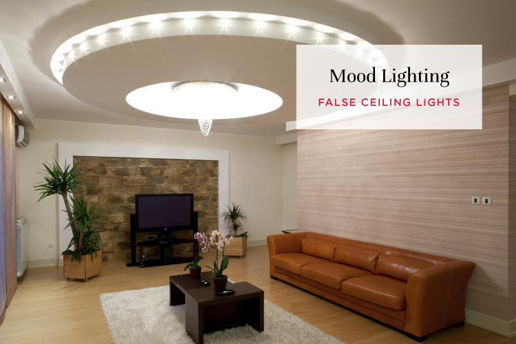 Fancy False Ceiling Lighting Options for Your Home