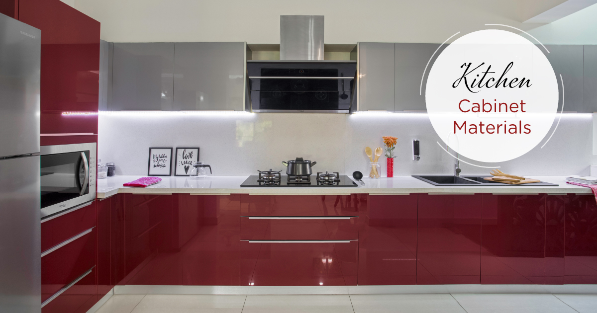 All You Need to Know About Kitchen Cabinet Materials