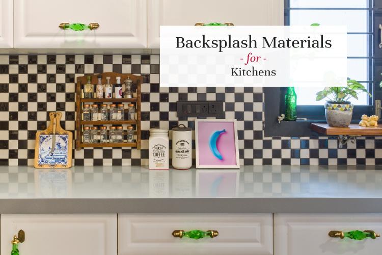 9 Backsplash Options for Kitchens
