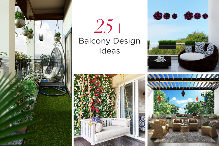 Balcony Decor Made Easy With These Designs