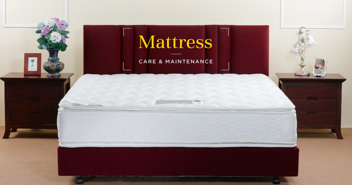 5 Tips on Caring for Your Mattress
