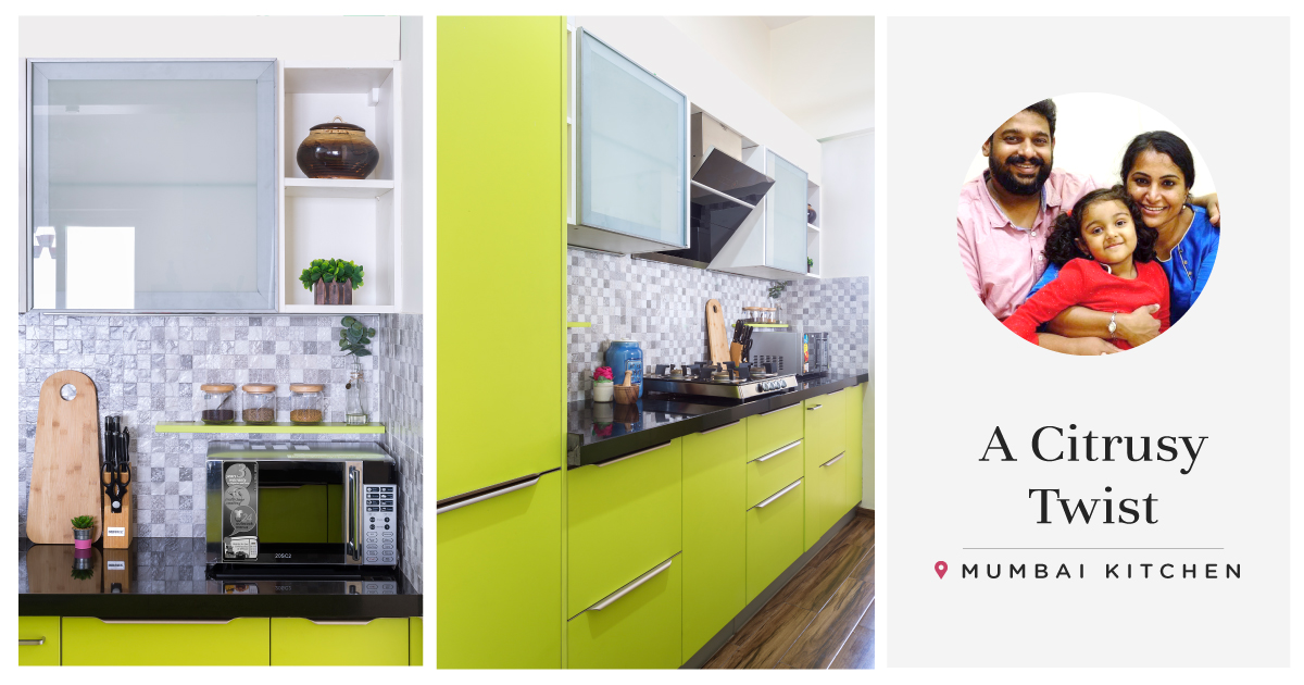 Compact Kitchen Made Inviting & Functional