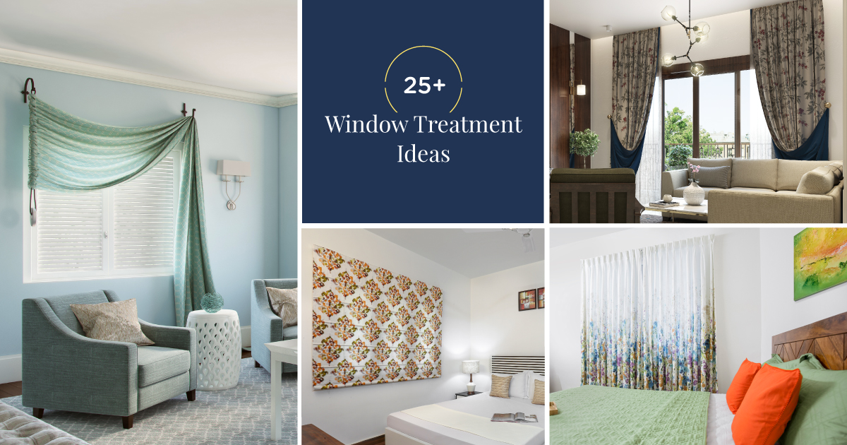 Curtains, Drapes, Blinds & Shades: Designs to Explore