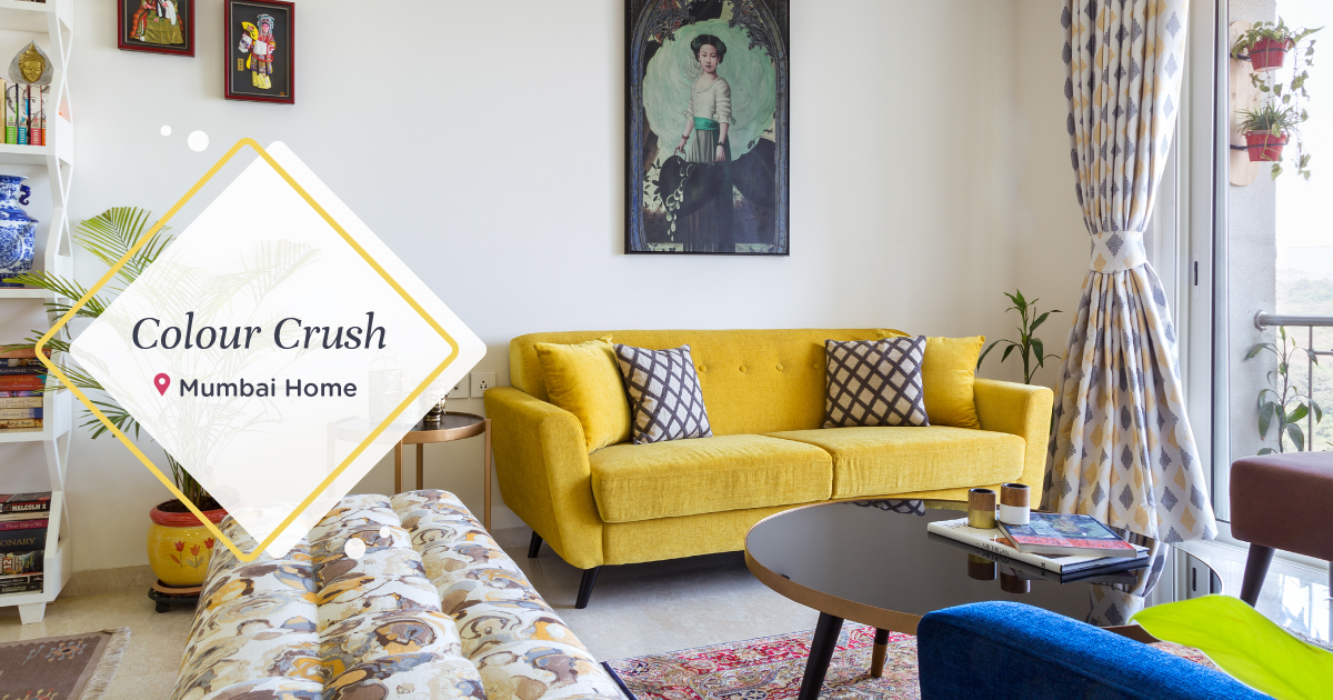 Fresh Feels for a Young Couple in this Mumbai Home
