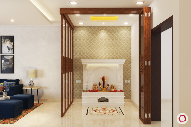 Mandir Designs Made Of Marble For Your Heavenly Abode